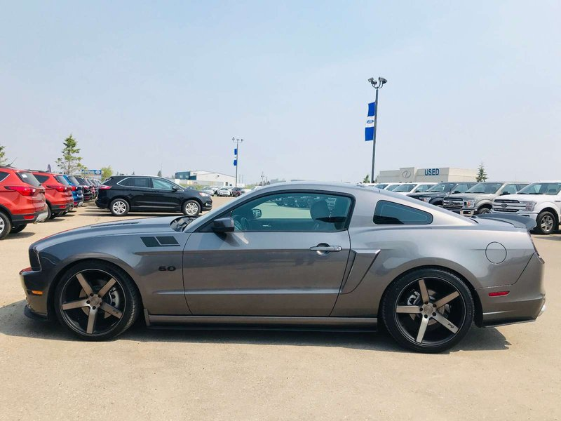 2014 Ford Mustang for sale in Bonnyville, Alberta
