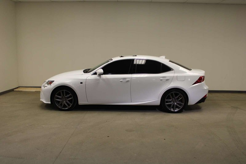 2015 Lexus IS 250 for sale in Edmonton, Alberta
