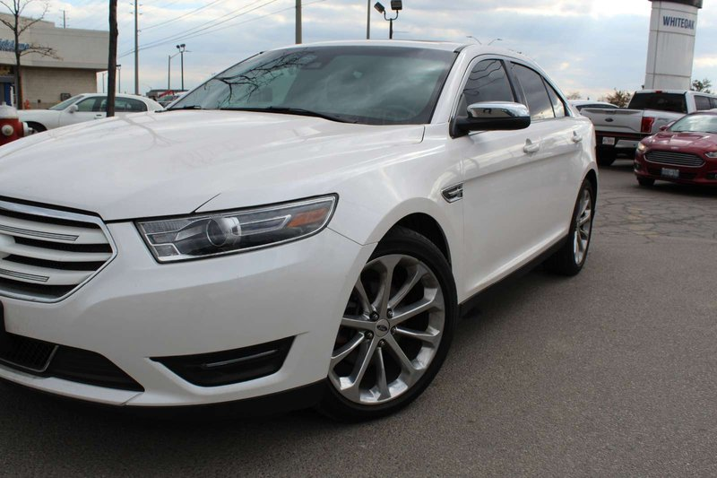 2017 Ford Taurus for sale in Mississauga, Ontario