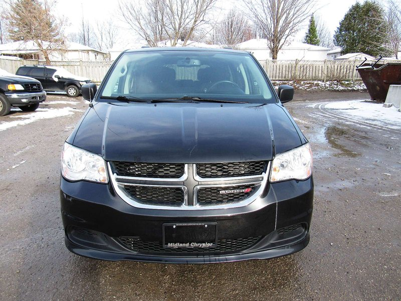 2015 Dodge Grand Caravan for sale in Midland, Ontario