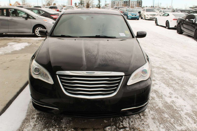 2013 Chrysler 200 for sale in Edmonton, Alberta