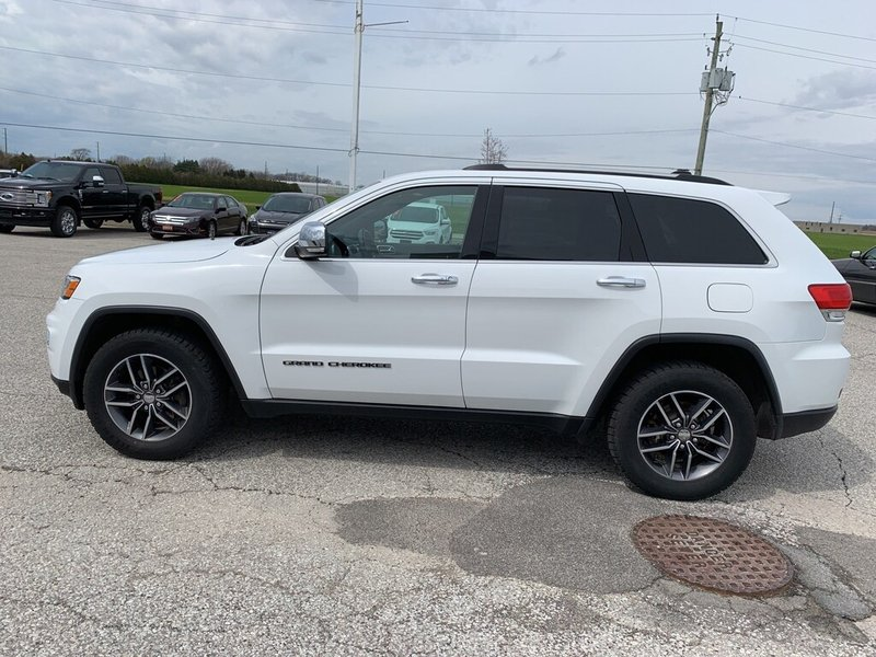 2018 Jeep Grand Cherokee for sale in Leamington, Ontario