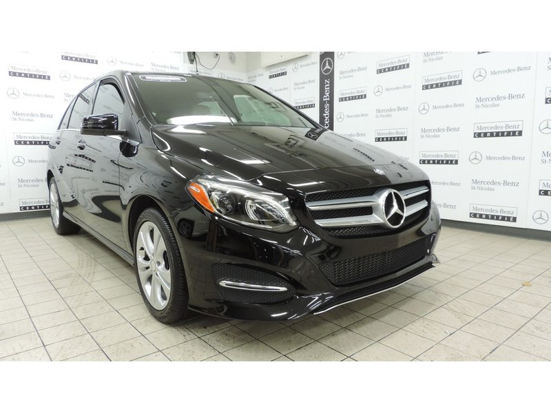 2016 Mercedes-Benz B-Class for sale in St-Nicolas, Quebec