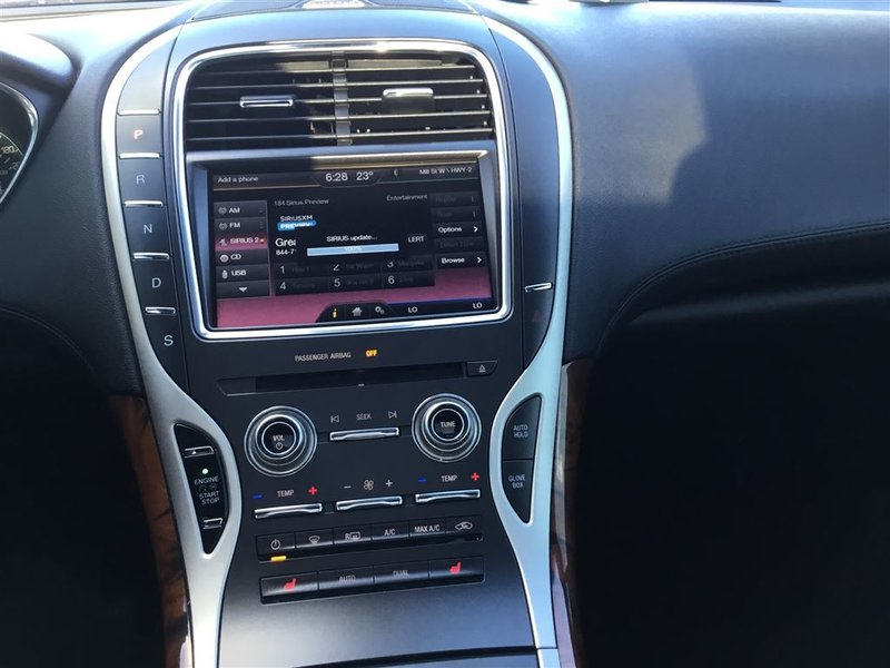 2016 Lincoln MKX for sale in Tilbury, Ontario