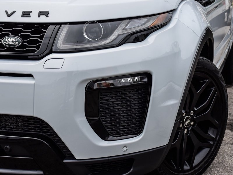 2017 Land Rover Range Rover Evoque for sale in Thornhill, Ontario