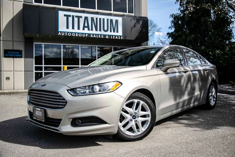2015 Ford Fusion for sale in Langley, British Columbia