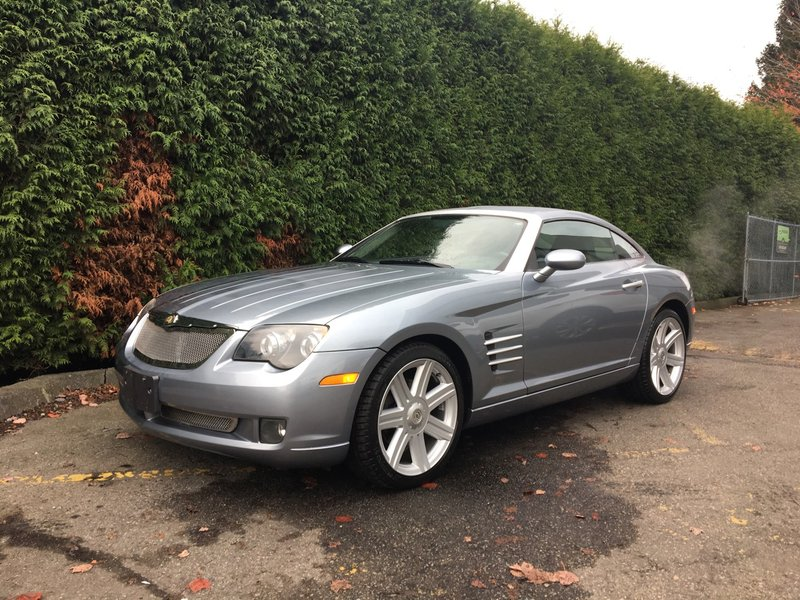 2005 Chrysler Crossfire for sale in Surrey, British Columbia