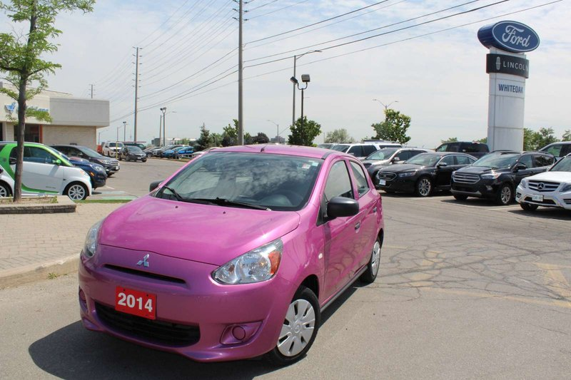 2014 Mitsubishi Mirage for sale in Mississauga, Ontario