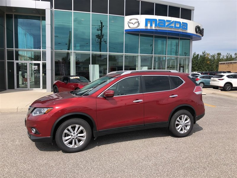 2015 Nissan Rogue for sale in Chatham, Ontario