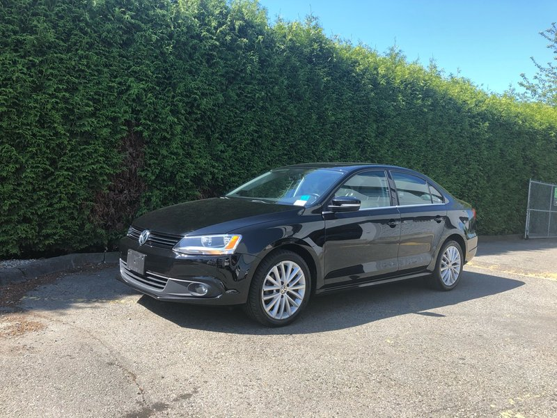 2012 Volkswagen Jetta Sedan for sale in Surrey, British Columbia