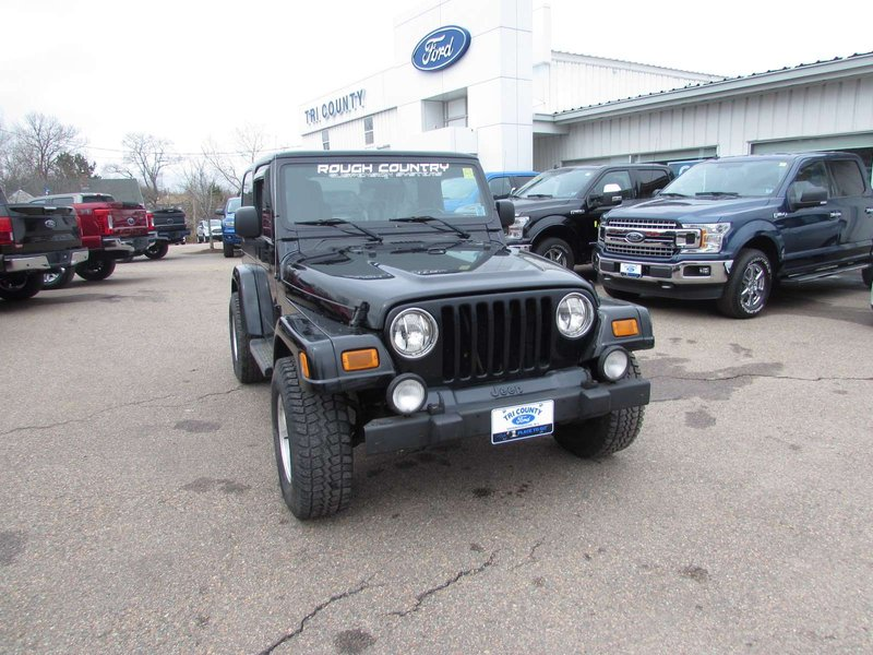 2003 Jeep TJ for sale in Tatamagouche, Nova Scotia