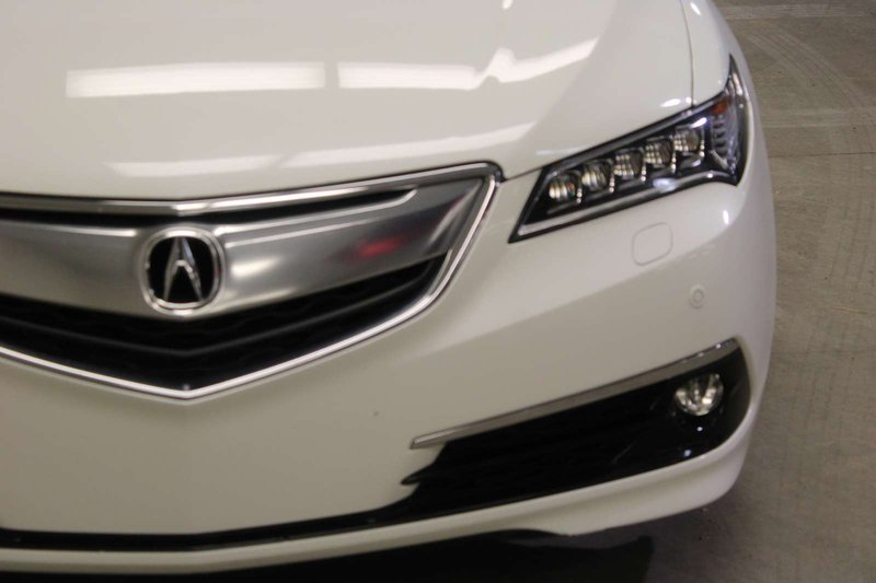 2016 Acura TLX for sale in Edmonton, Alberta