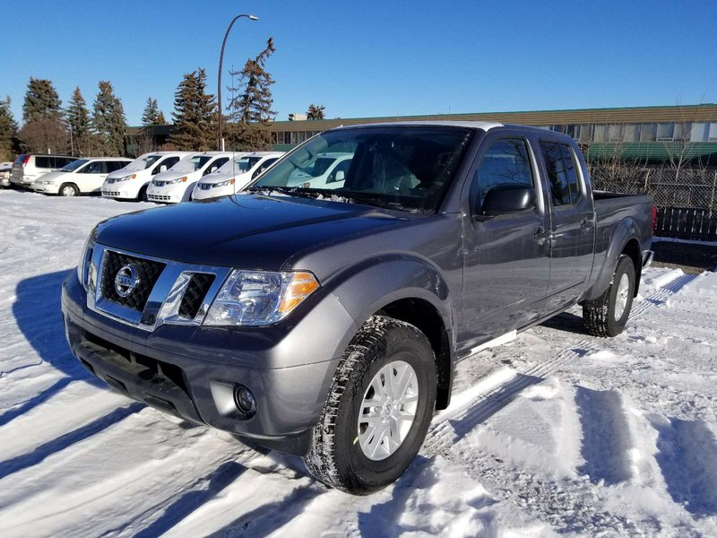 2019 Nissan Frontier for sale in Calgary, Alberta
