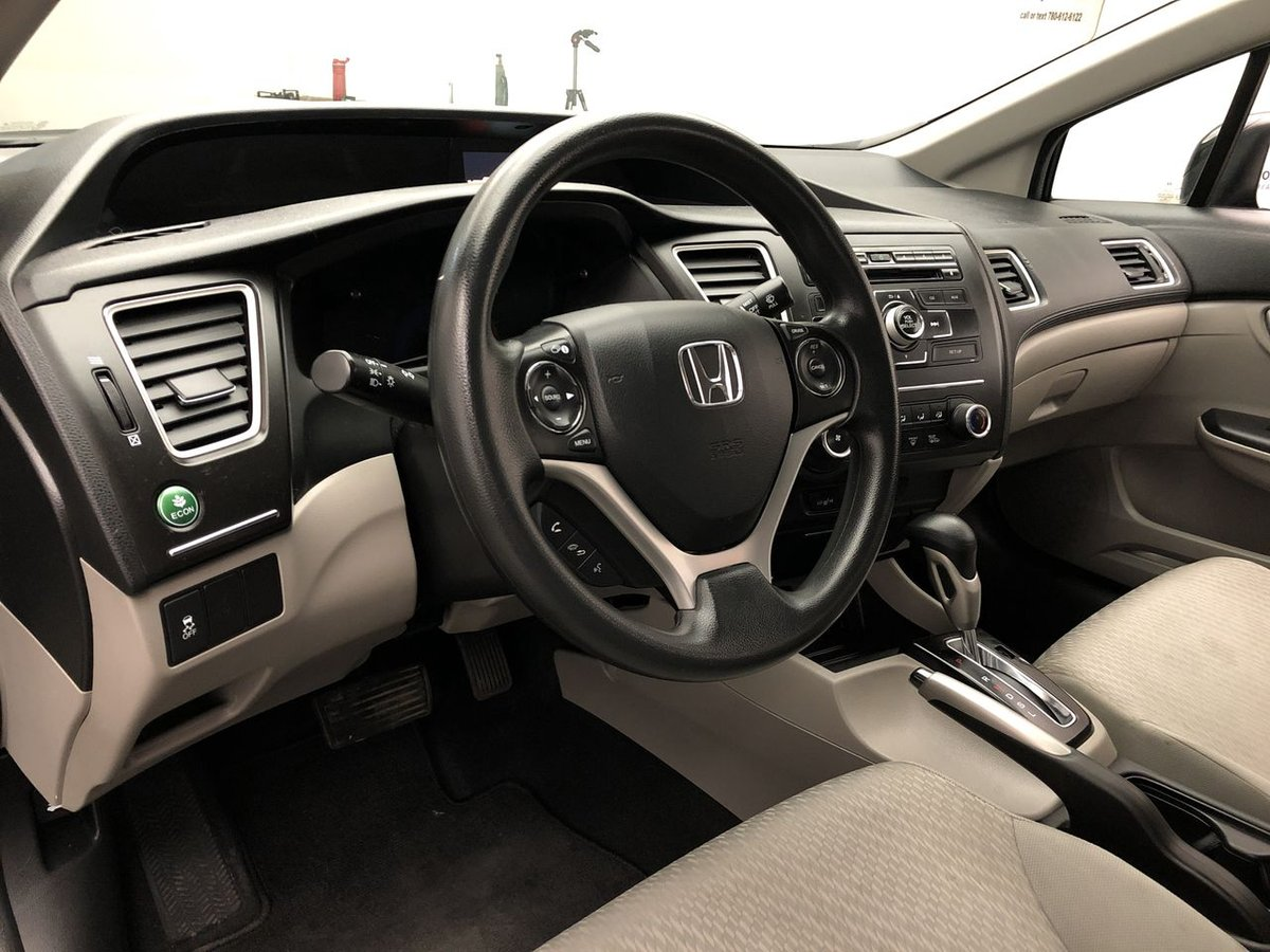2014 Honda Civic Sedan for sale in Edmonton, Alberta