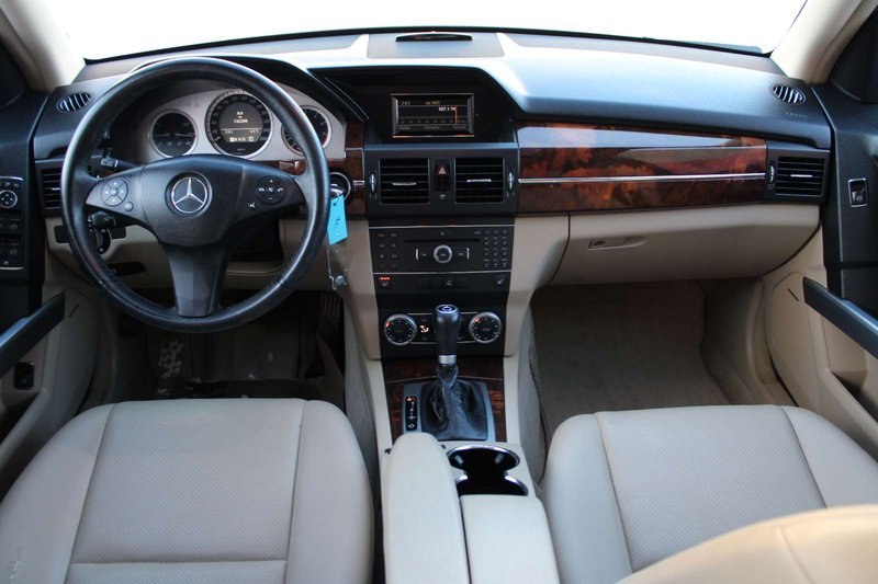 2010 Mercedes-Benz GLK for sale in Edmonton, Alberta