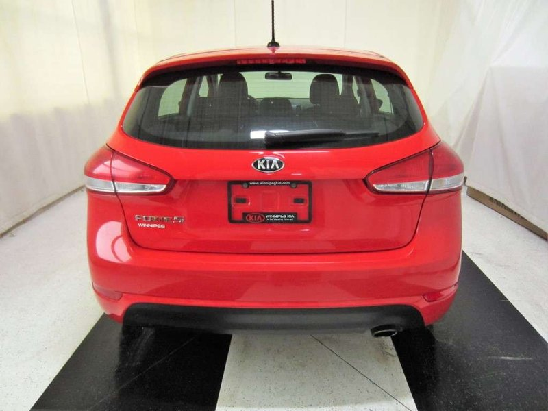2016 Kia Forte 5-Door for sale in Winnipeg, Manitoba