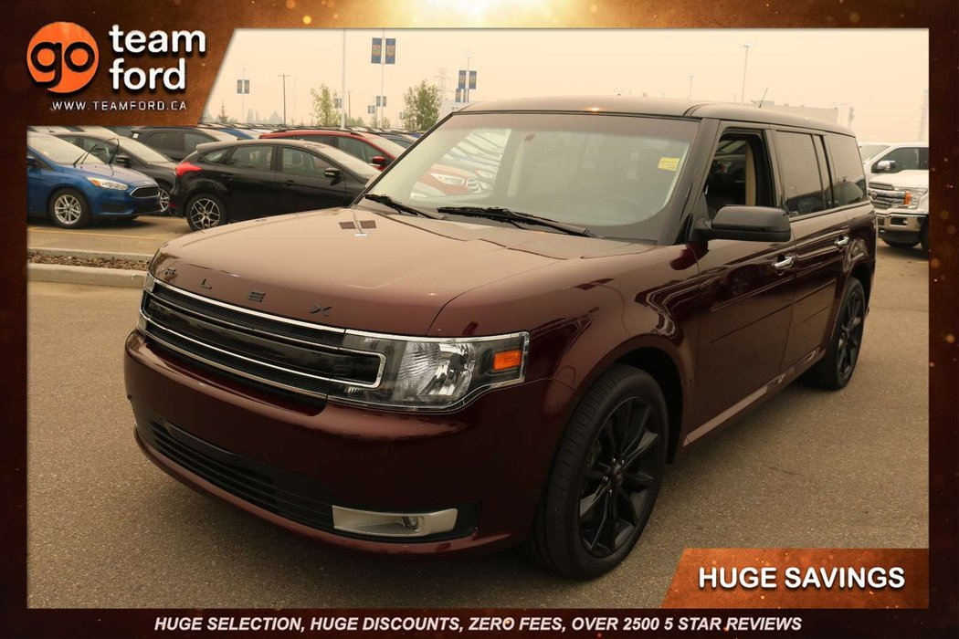 Ford Flex For Sale In Edmonton Alberta