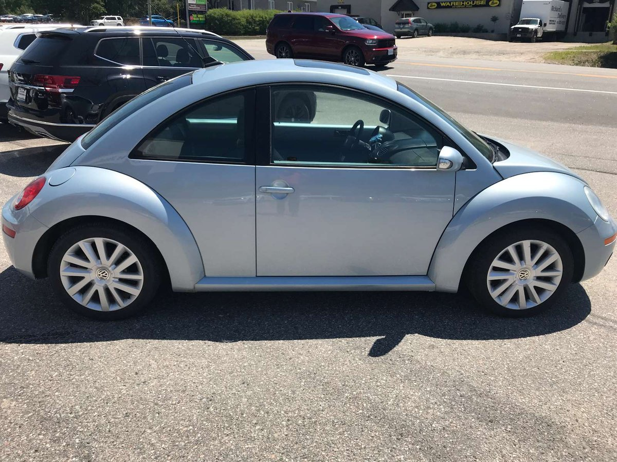 2009 Volkswagen New Beetle Coupe for sale in North Bay, Ontario