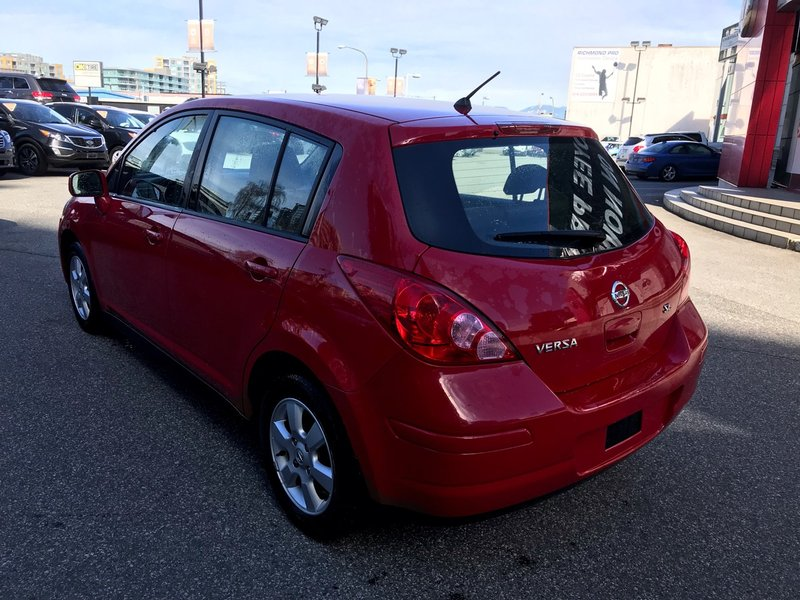 2008 Nissan Versa for sale in Richmond, British Columbia