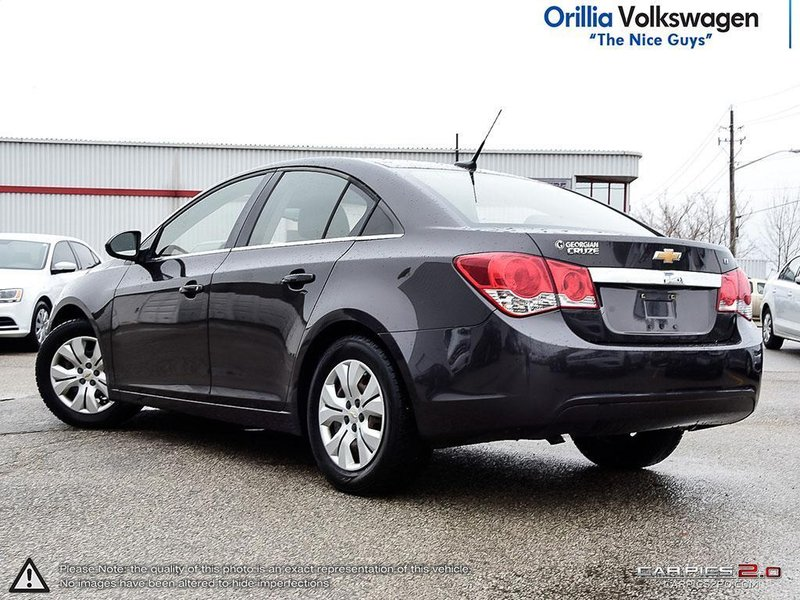 2014 Chevrolet Cruze for sale in Orillia, Ontario