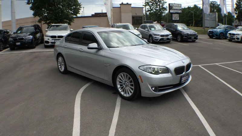 2011 BMW 5 Series for sale in London, Ontario