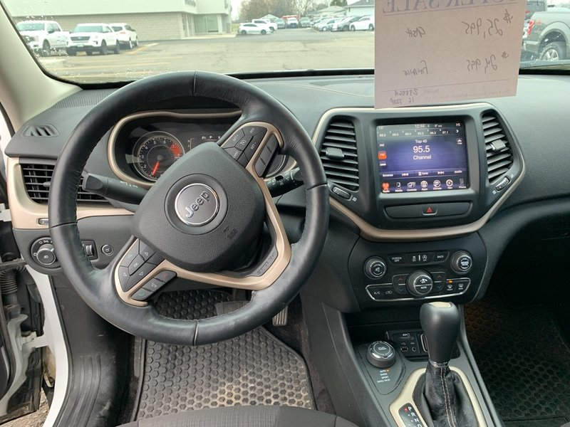 2016 Jeep Cherokee for sale in Tilbury, Ontario