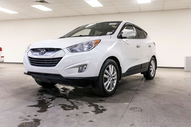 2012 Hyundai Tucson for sale in Edmonton, Alberta