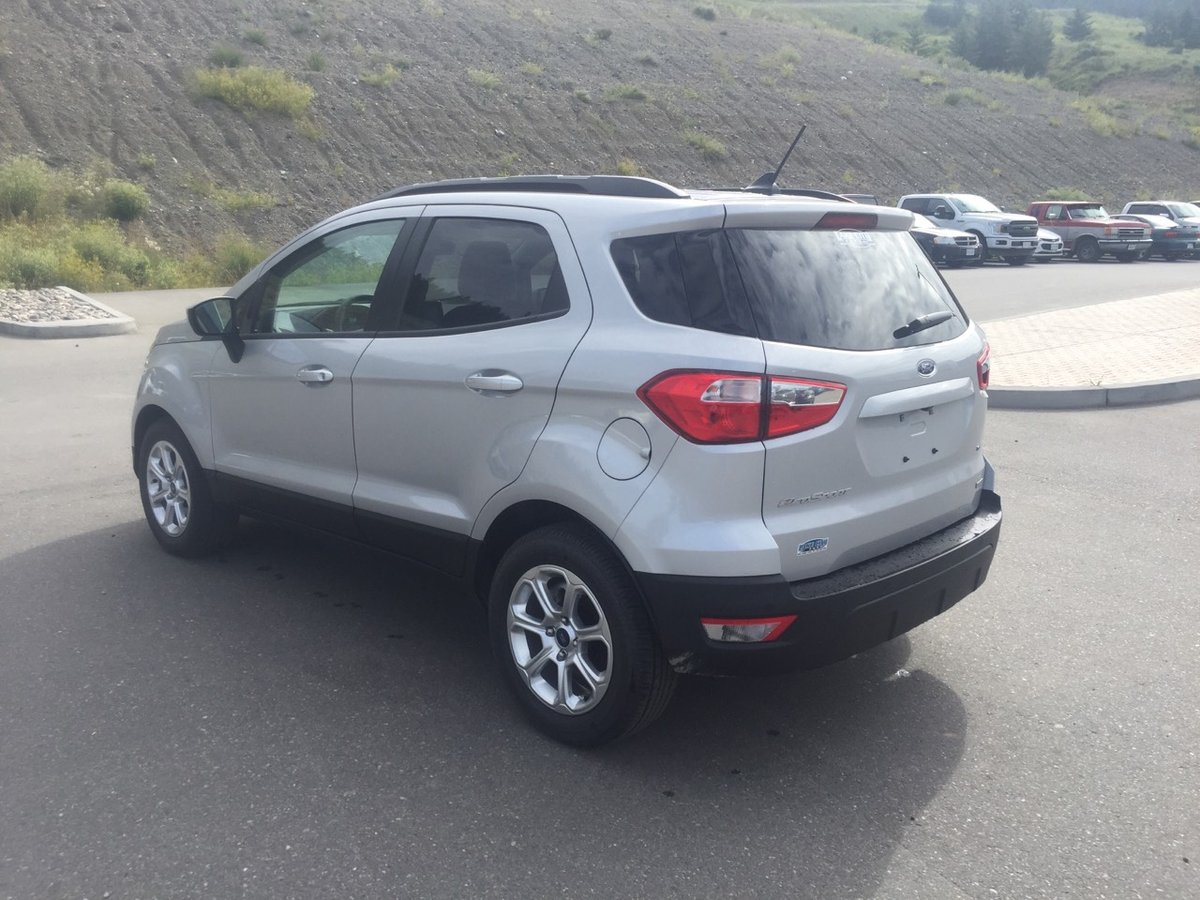 2018 Ford EcoSport for sale in Williams Lake, British Columbia