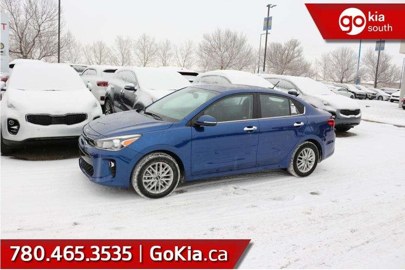 Blue 2019 Kia Rio EX for sale in Edmonton, Alberta