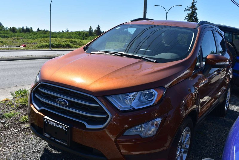 2018 Ford EcoSport for sale in Campbell River, British Columbia