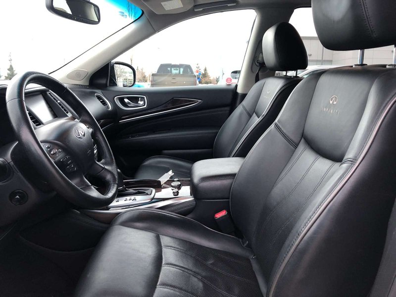 2013 Infiniti JX35 for sale in Edmonton, Alberta