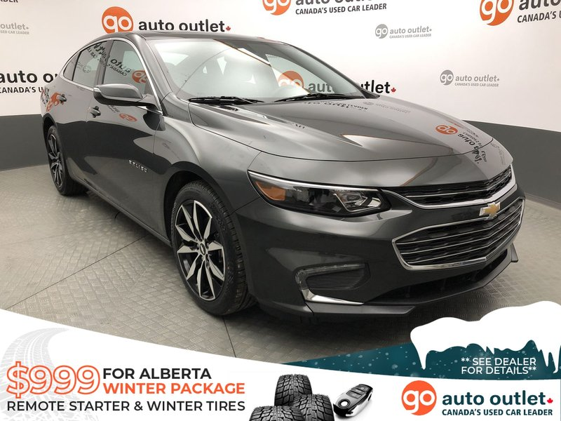 2017 Chevrolet Malibu for sale in Leduc, Alberta