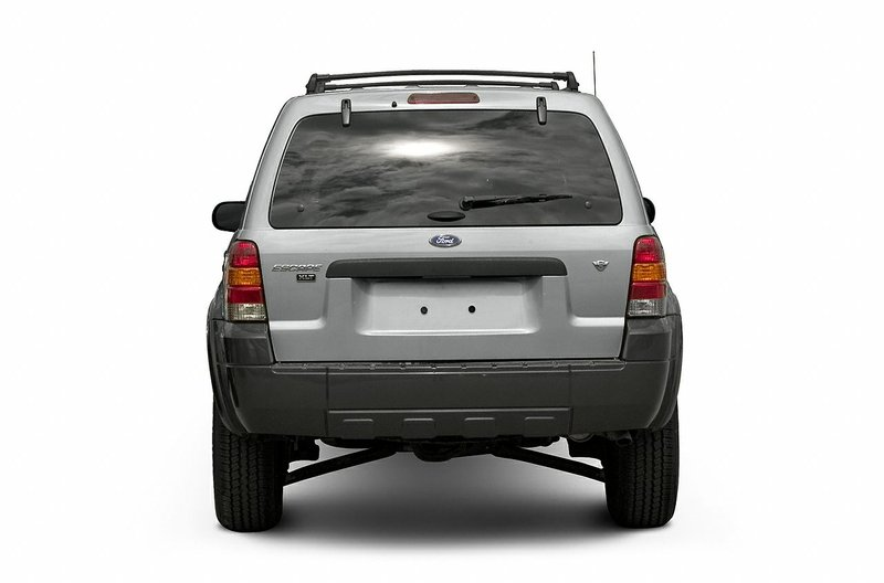 2007 Ford Escape for sale in Campbell River, British Columbia