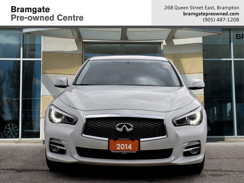 2014 Infiniti Q50 for sale in Brampton, Ontario