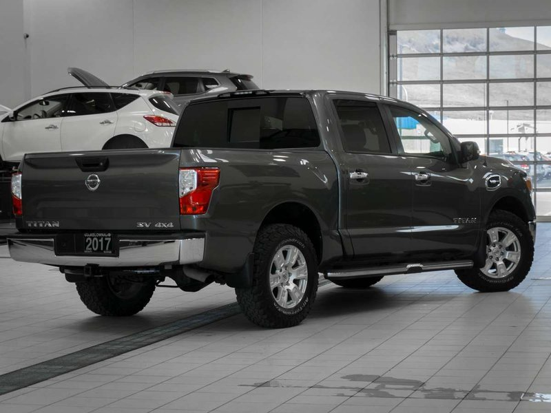 2017 Nissan Titan for sale in Kelowna, British Columbia