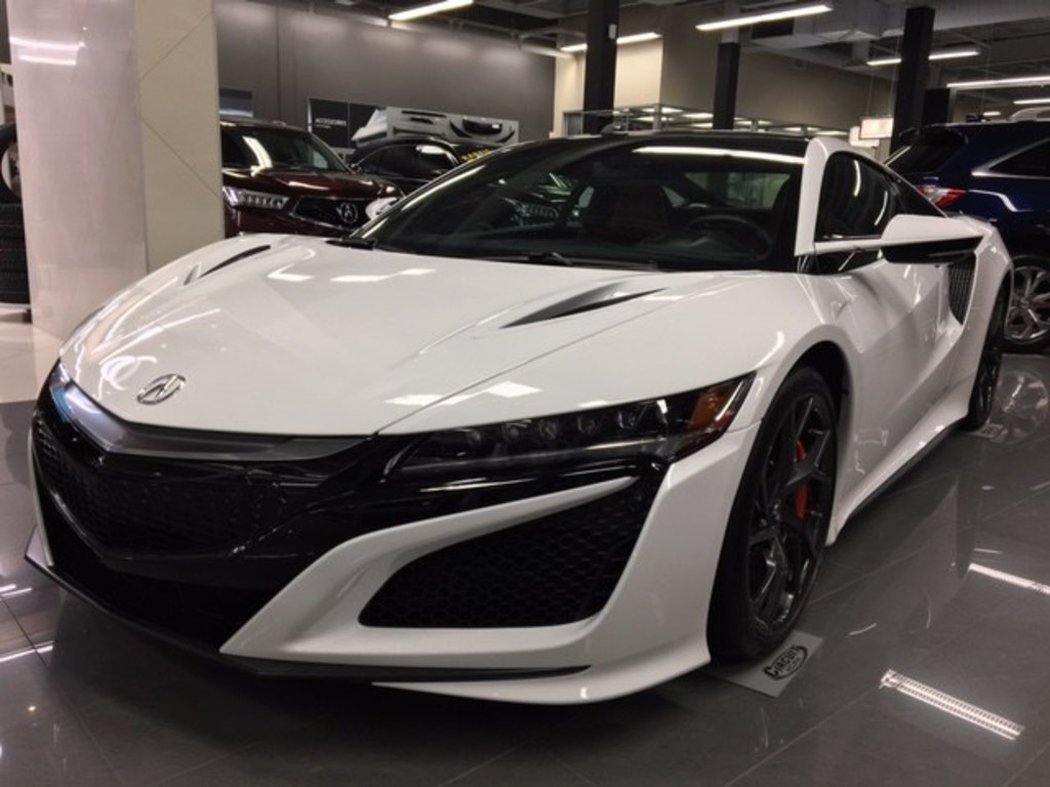 2017 Acura Nsx For Sale >> 2017 Acura Nsx For Sale In Quebec