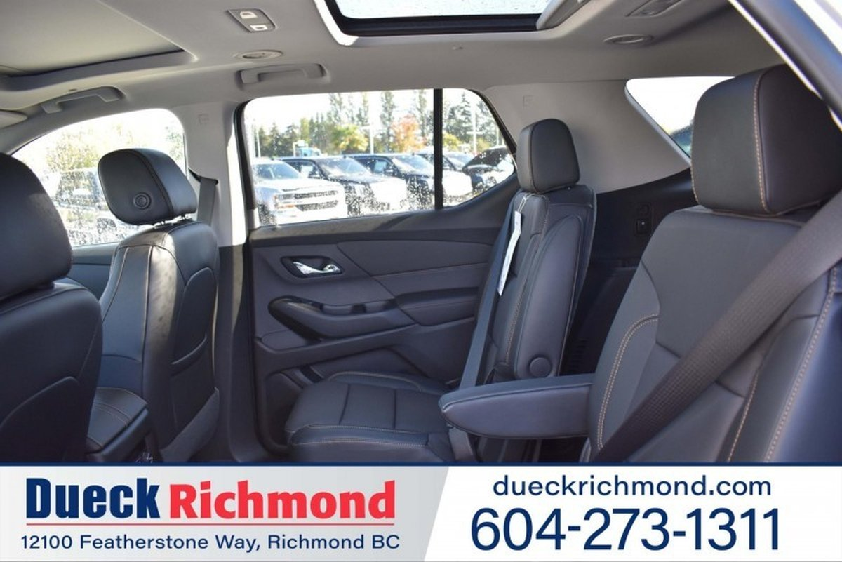 Admirable 2019 Chevrolet Traverse For Sale In Richmond Pdpeps Interior Chair Design Pdpepsorg