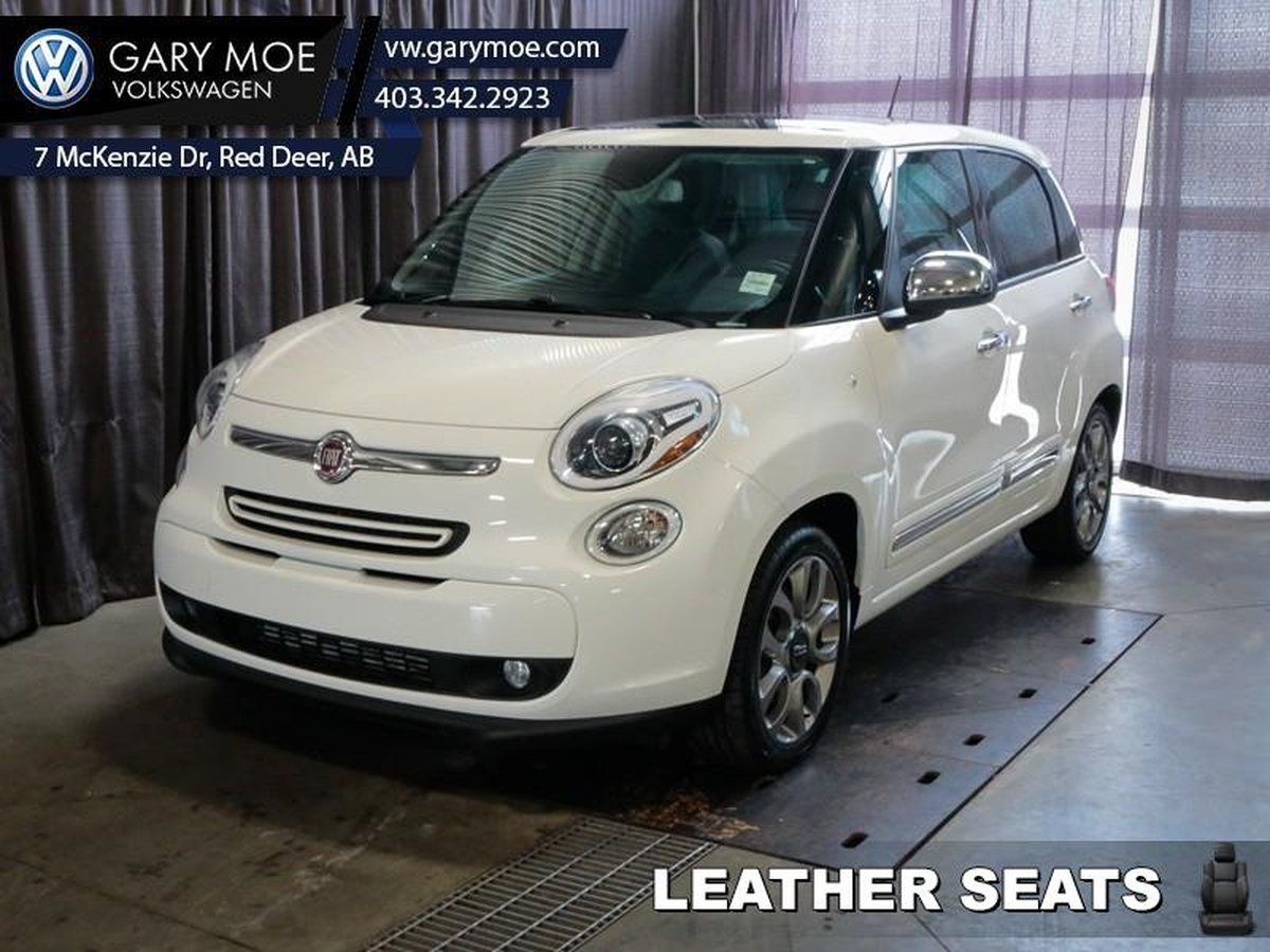 2015 Fiat 500L for sale in Red Deer