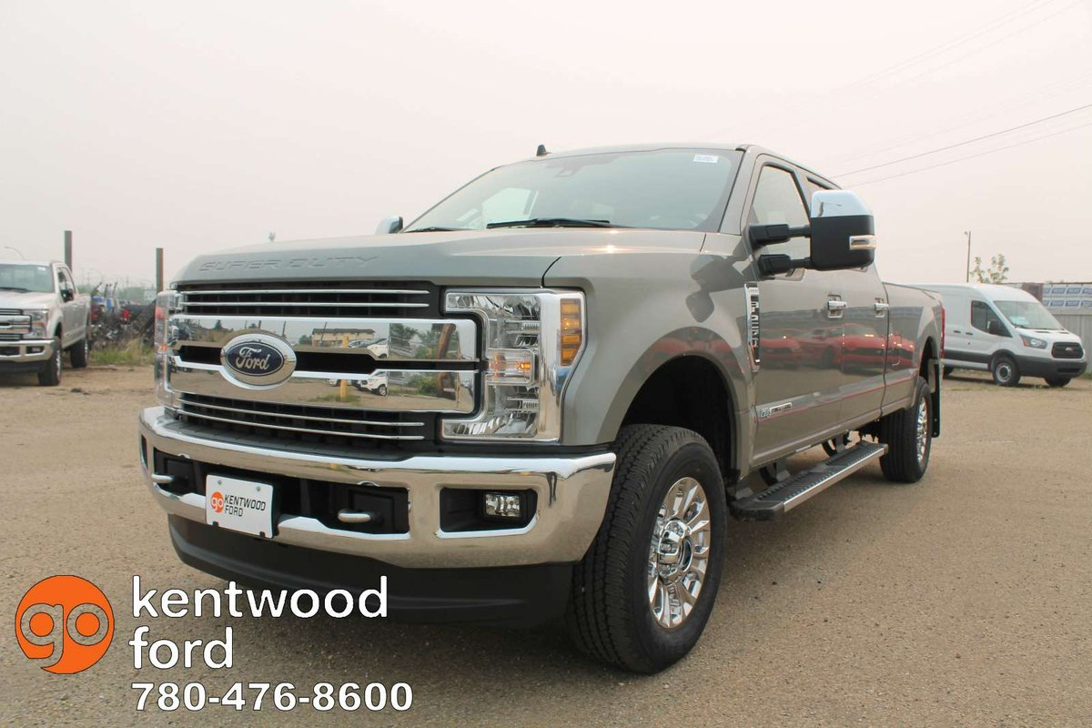 2019 Ford Super Duty F 250 Srw For Sale In Edmonton 1980 Crew Cab Climb Into Our Lariat 4x4 Silver Spruce Powered By A Turbocharged 67 Litre Powerstroke Diesel V8 That Offers An Impressive