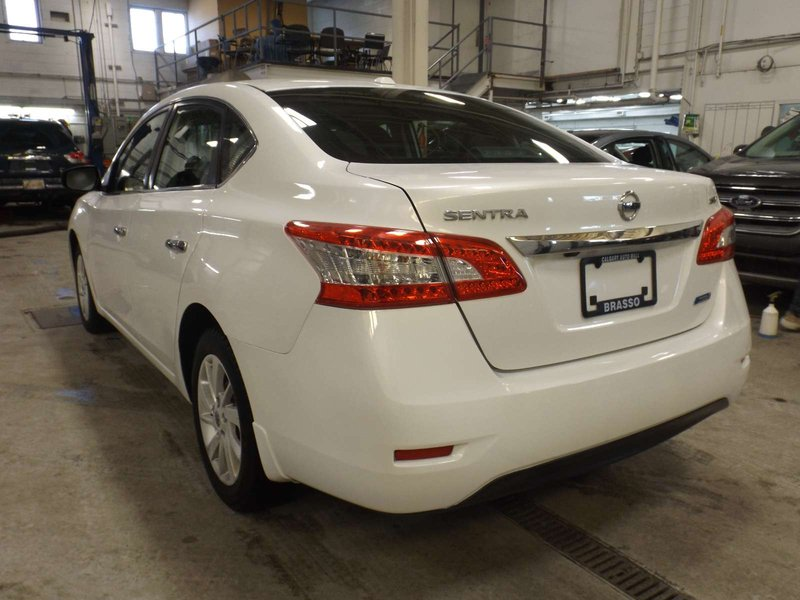 2015 Nissan Sentra for sale in Calgary, Alberta