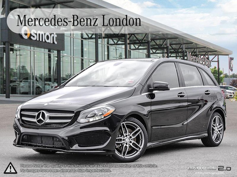 2017 Mercedes-Benz B-Class for sale in London, Ontario