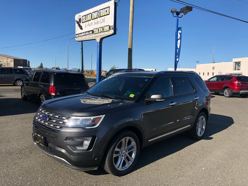 2017 Ford Explorer for sale in Campbell River, British Columbia