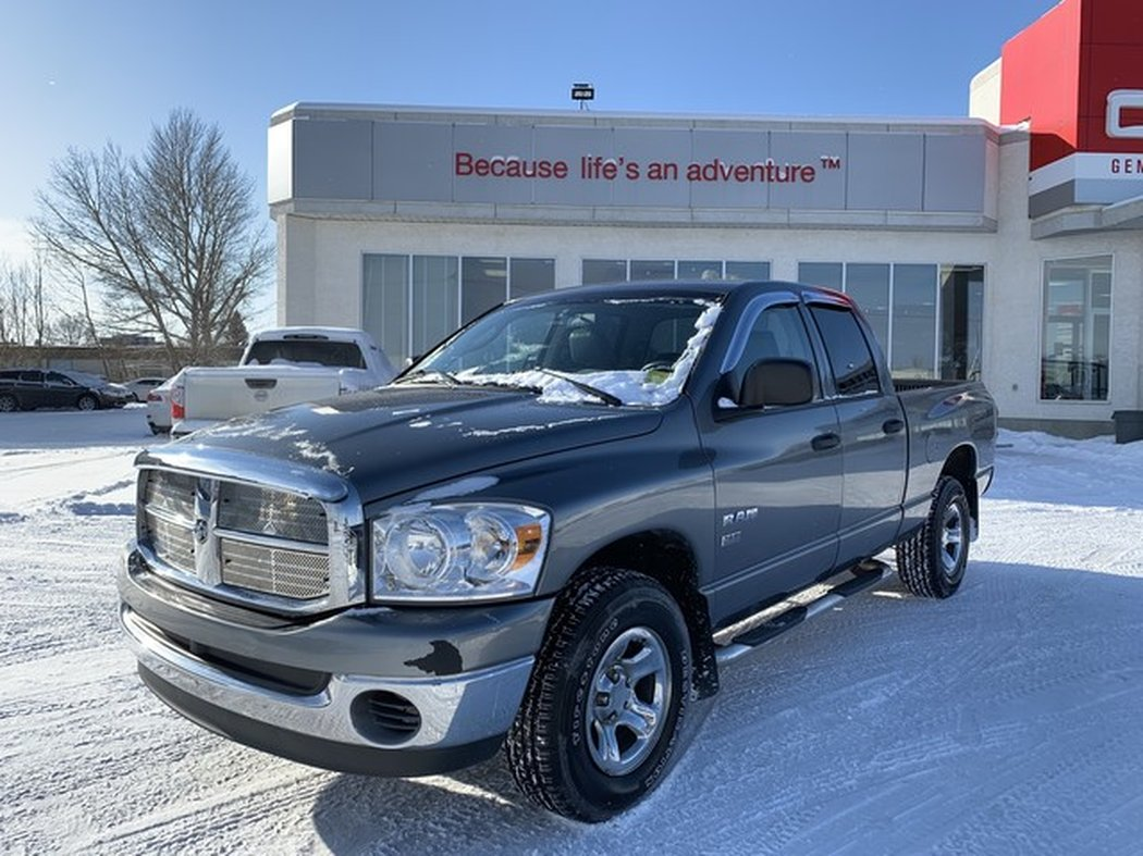 2008 Dodge Ram 1500 For Sale In Moose Jaw