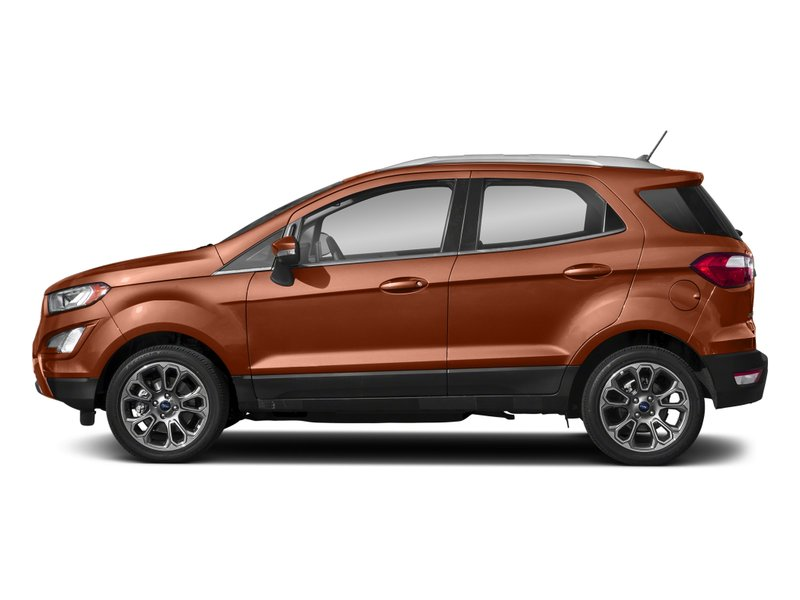 2018 Ford EcoSport for sale in Cold Lake, Alberta