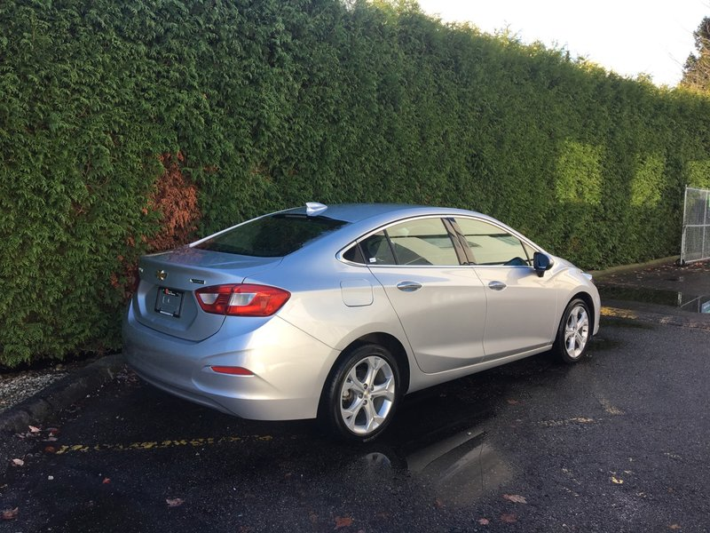 2018 Chevrolet Cruze for sale in Surrey, British Columbia