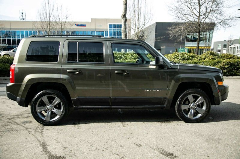 2015 Jeep Patriot for sale in Langley, British Columbia