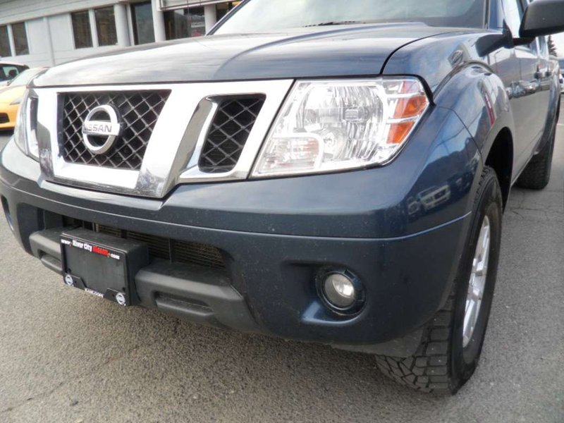 2015 Nissan Frontier for sale in Kamloops, British Columbia