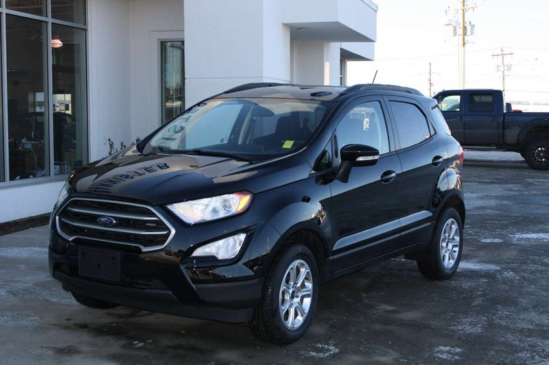 2018 Ford EcoSport for sale in Dawson Creek, British Columbia