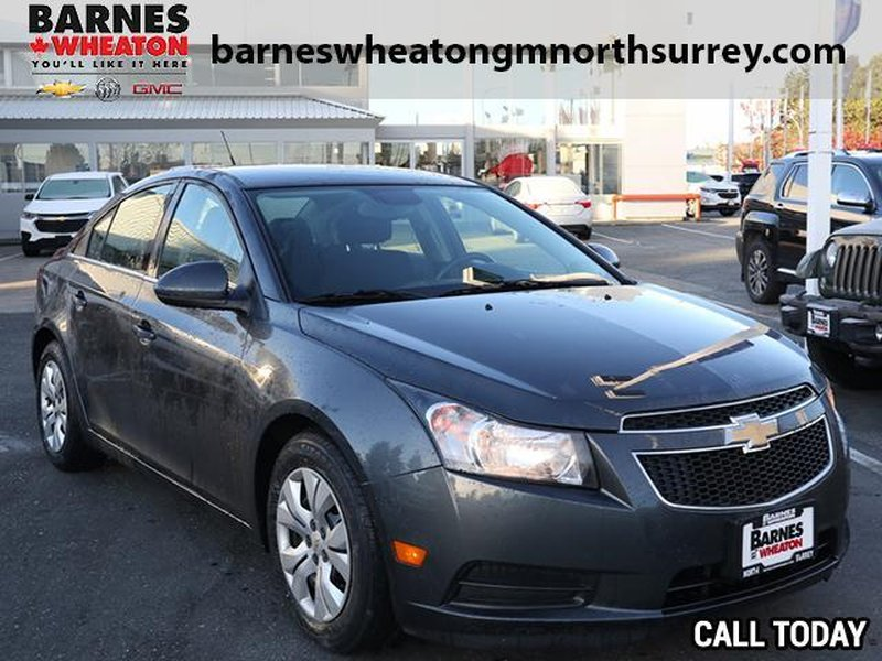 2013 Chevrolet Cruze for sale in North and South Surrey, British Columbia