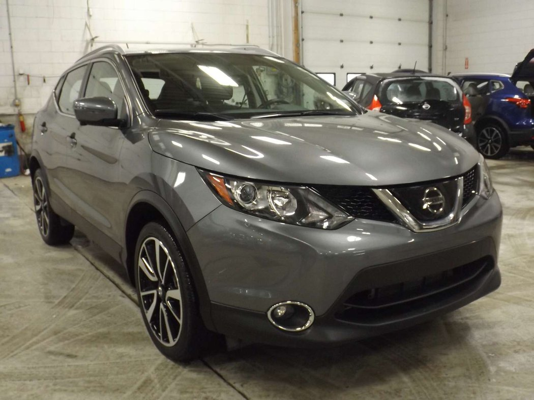 2018 Nissan Qashqai For Sale In Calgary